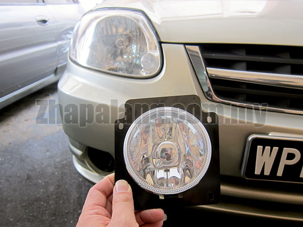 Original Hyundai Accent Fog Lamp RH '02-06