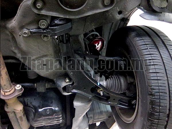 Original Nissan Sentra N16 Front Lower Control Arm 54500-4M410 RH - Image 4