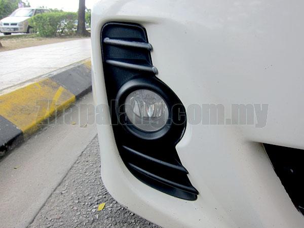 Original Perodua Myvi 1.5 SE Fog Lamp LH/RH