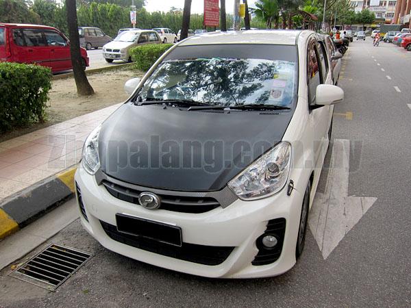 Original Perodua Myvi 1.5 SE Fog Lamp LH/RH - Image 3