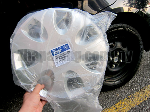 Original Proton BLM Rim/Wheel Cap PW827988