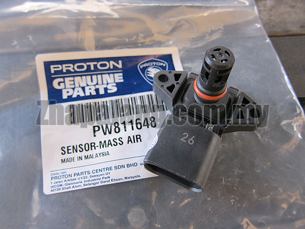 Original Proton Gen2 Mass Air Flow(MAF) Sensor PW811648 - Image 1