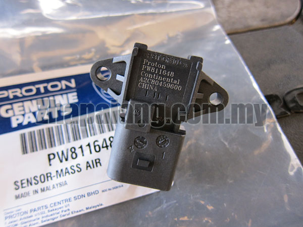 Original Proton Gen2 Mass Air Flow(MAF) Sensor PW811648 - Image 3