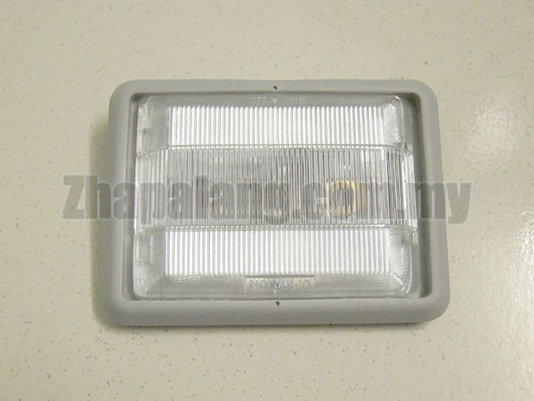 Original Proton Wira Interior Room Lamp Assembly(Grey) - Image 3