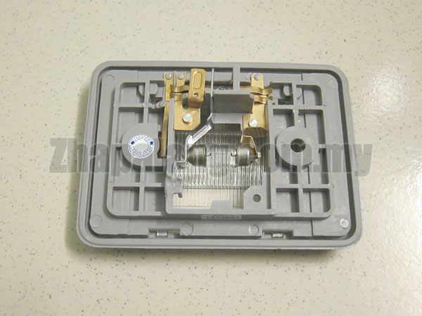 Original Proton Wira Interior Room Lamp Assembly(Grey) - Image 4
