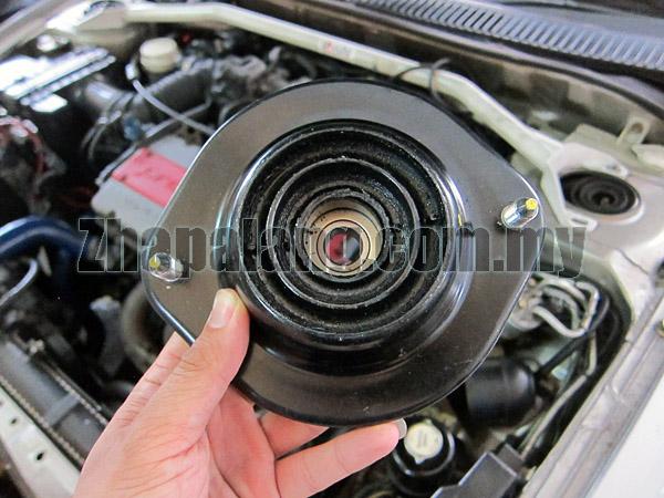 Original Proton Front Absorber Mounting for Wira/Satria/Putra/Waja