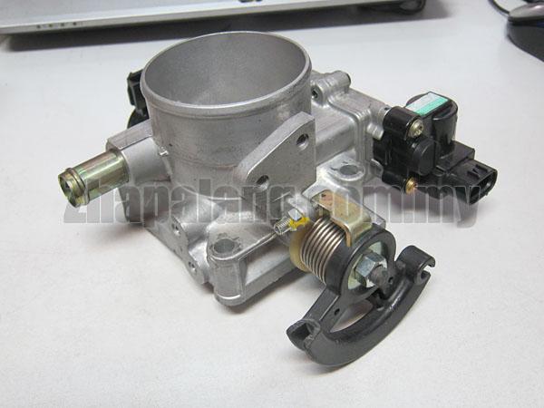 Original Toyota Altis 1.8 1ZZ-FE Throttle Body Assembly