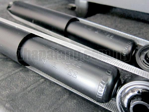 Original Toyota Avanza 1.3/1.5 Rear Gas Absorber 48531-BZ050 - Image 3