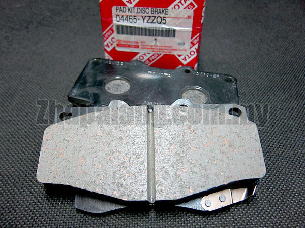 Original Toyota Fortuner Front Brake Pad