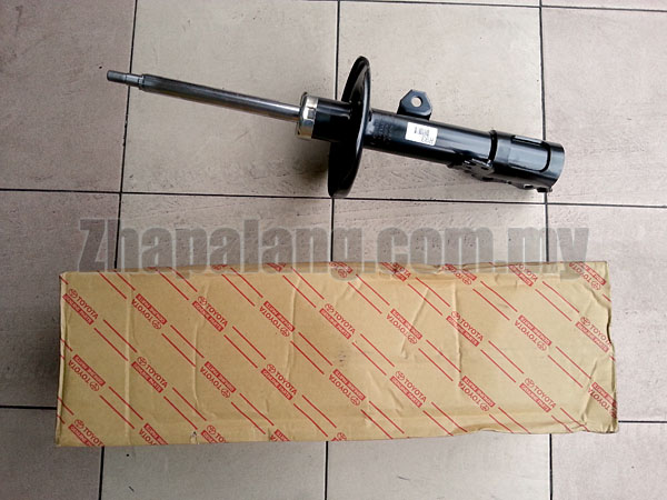 Original Toyota Wish 1.8 '03- (ZNE10) ABSORBER ASSY, SHOCK, FRONT RH & LH(48520-69235/48520-69075)