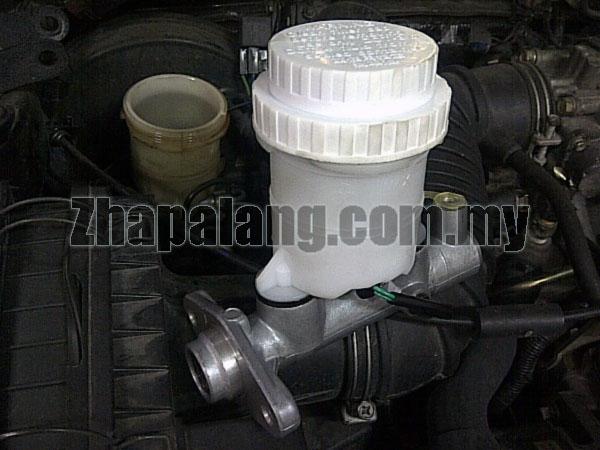"""Proton Original Brake Master Cylinder Pump P/Wira 7/8\"""""""