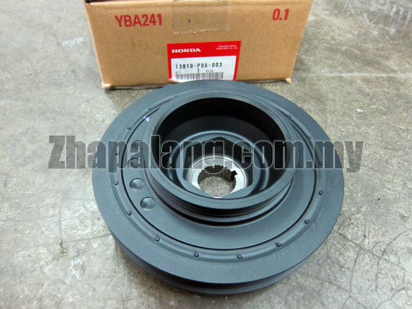 Original Crank Pulley for Honda 2.2