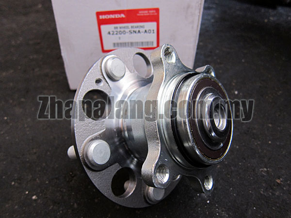 Original Rear Wheel Bearing Hub Assembly for Honda Civic FD