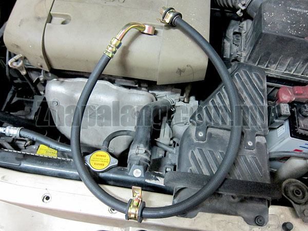 Original PROTON Waja - POWER STEERING HOSE - PRESSURE PW820156