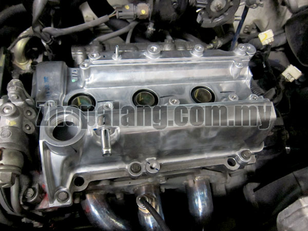 Original Cylinder Head/Valve Cover Assy - Perodua Kenari, Kelisa(Plug seal included)