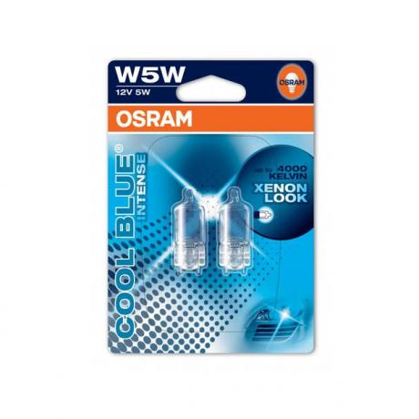 Osram Cool Blue Intense 12v 5w 4200K W5W(T10)