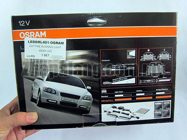 Osram LEDriving PX-4 - daytime running light for the design-conscious driver - Image 3