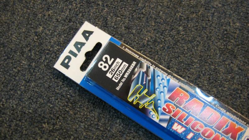 """PIAA Radix Silicone Wiper 350mm/14"""""""