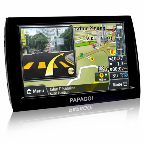 """Papago! Z1 5"""" GPS Navigator"""