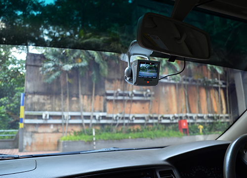 PAPAGO! P1PRO Full HD Driving Recorder - Image 5