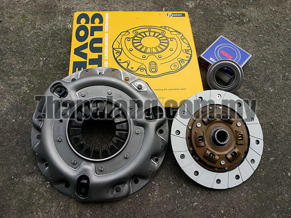 Paraut Clutch Set for Nissan Vanette C22