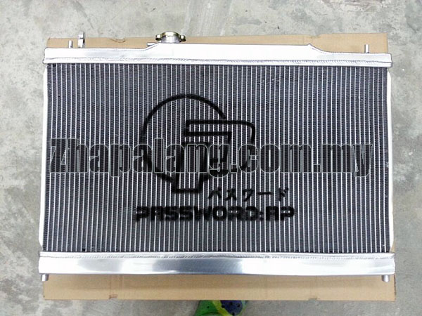 Password:AP Aluminum Radiator Subaru GC8 WRX STI 95-00(MT)