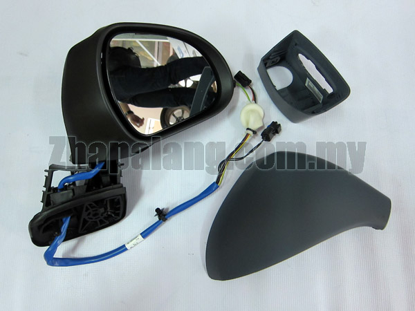 Original Peugeot 308 Turbo RH Side Mirror(Auto Flip)