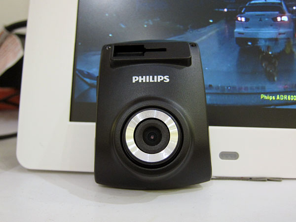 [Limited Offer]Philips ADR Automotive Driving Recorder HD 720p(Come with 8GB class 10 Mini SD) - Image 3