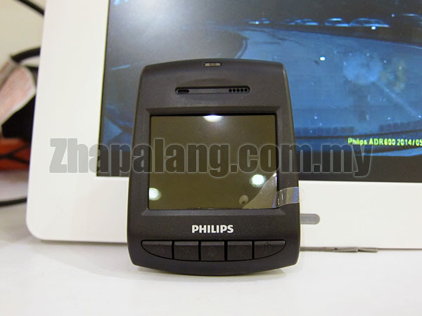 [Limited Offer]Philips ADR Automotive Driving Recorder HD 720p(Come with 8GB class 10 Mini SD) - Image 4