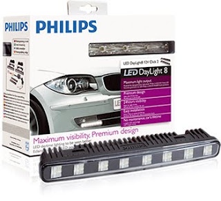 Philips LED DRL DayLight 8