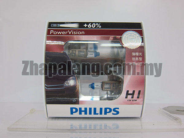 Philips PowerVision +60% H1