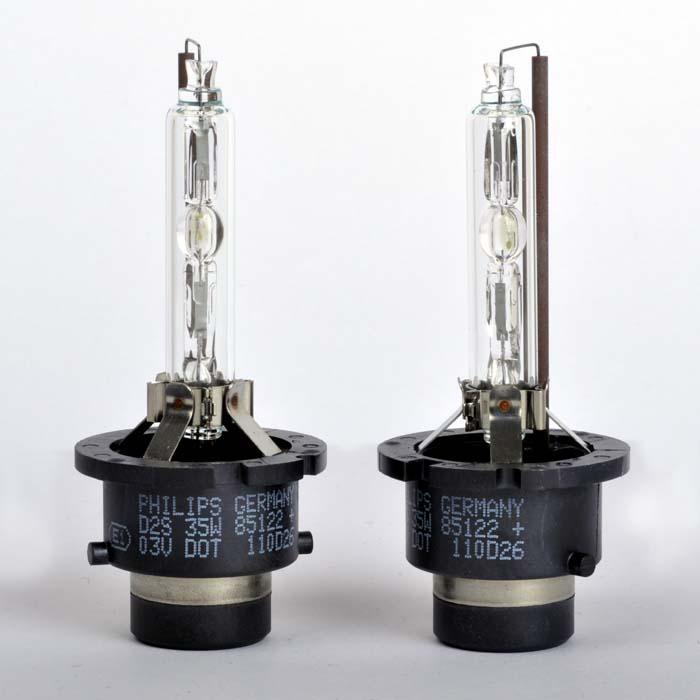 Philips Xenon HID Bulbs(Standard 4200K) D2S