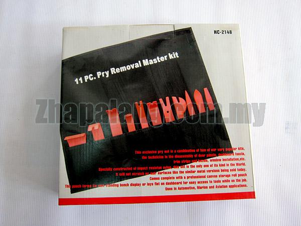 HC2148 PLASTIC LEVER REMOVER SET – 11 Pc