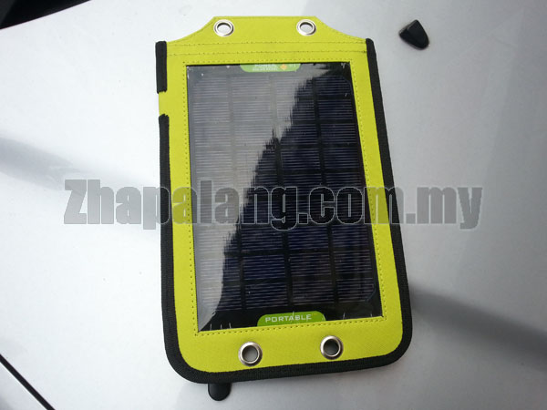 Portable Solar Panel Charger Battery Pack STB05