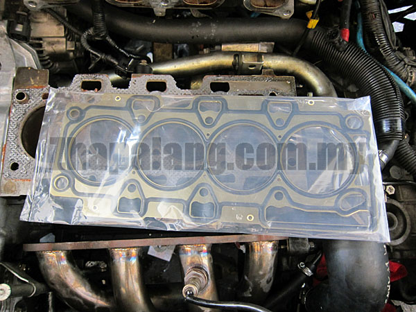 Proton Campro Metal Head Gasket(MLS) Thickness 1mm