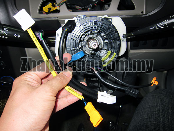 Proton Clock Spring Kit w/ABS w/o Auto Cruise