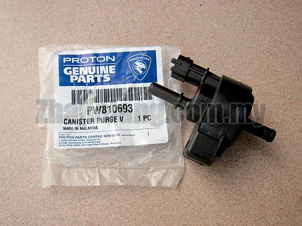 Original Proton Canister Purge Valve for Saga BLM PW810693