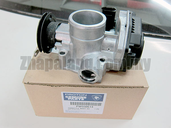 Original Proton Wira 1.3/1.5 VDO Throttle Body Assy PW550614