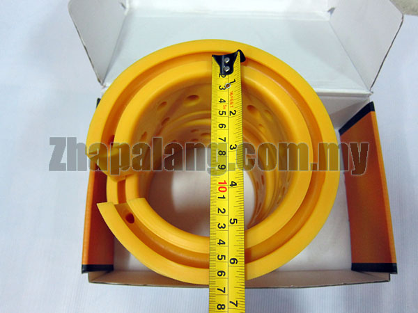 R-BACH High Quality Silicone Spring Buffer Type A+, Spring Space 62mm - Image 3