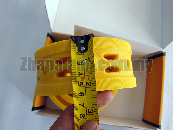 R-BACH High Quality Silicone Spring Buffer Type C, Spring Space 27mm - Image 3