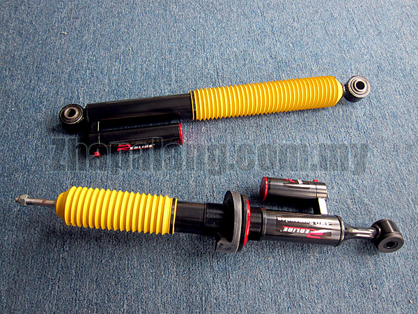 Redline Motorsports 4X4 Shock with High/Low Adjustable with Canister for Toyota Hilux Vigo D4D