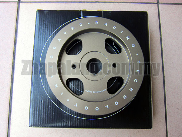 Redline Light Weight Crank Pulley for Perodua Alza 1.5 - Image 1