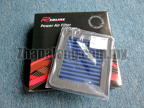 Redline Performance Drop In Air Filter for Honda Insight Hybrid 1.3L