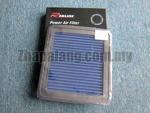 Redline Performance Drop In Air Filter for Nissan Teana 2.0/2.4L '09