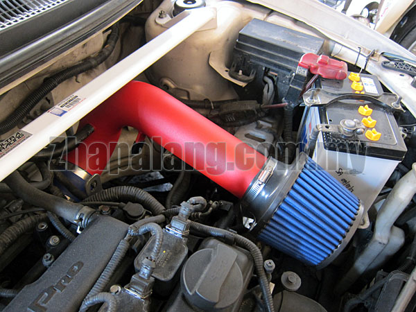 Proton Campro Air Ram Pipe Kit(Red)