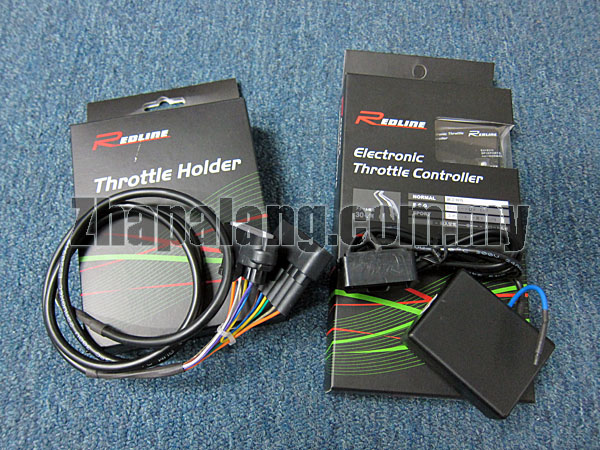 Redline S-Drive SP9 Advance Electronic Throttle Controller for all Campro