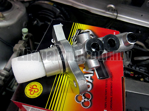 "Sanyco Brake Master Cylinder Pump Proton Waja 7/8"""