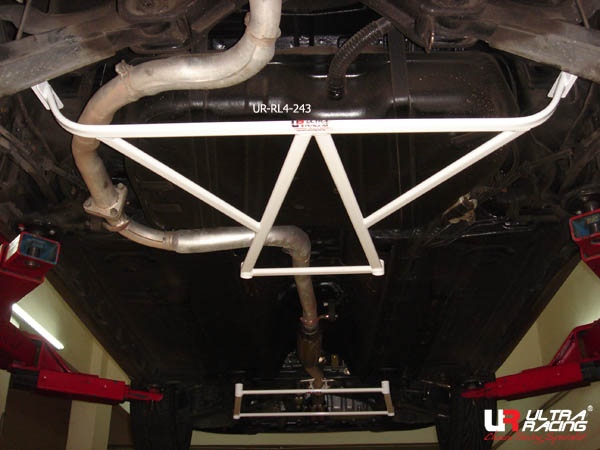 Proton Satria Neo Rear Lower Bar