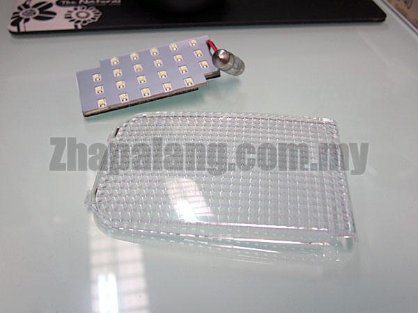 Saxo LED Interior Light/Room Lamp - SK-125