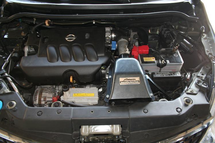 Simota Aero Form Intake System Nissan Latio/Livina 1.6